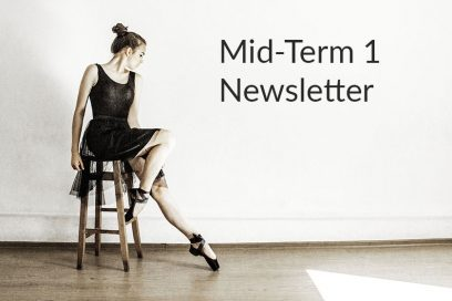 Mid-Term 1 Newsletter 2018